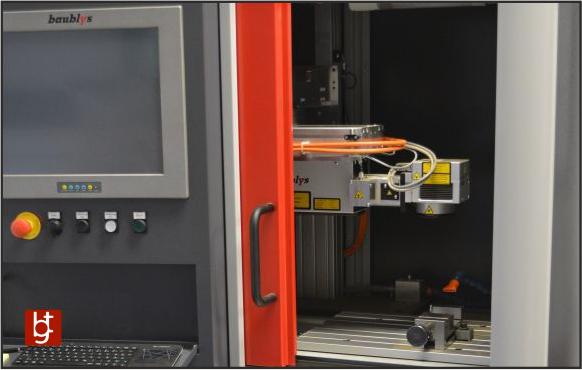 machine fiber laser